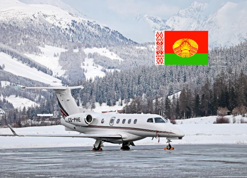 Авіяцыя ў Беларусі