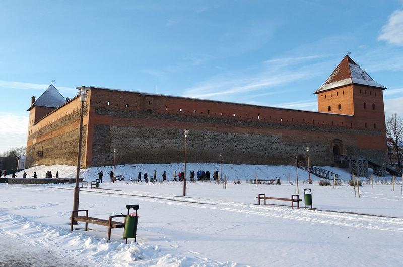 Лидский замок. Отзывы туристов | Бизнес авиация в Беларуси: заказать частный самолет, чартеры