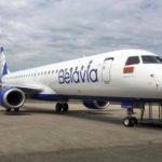 """Очередной Embraer E195  для """"Белавиа"""""""
